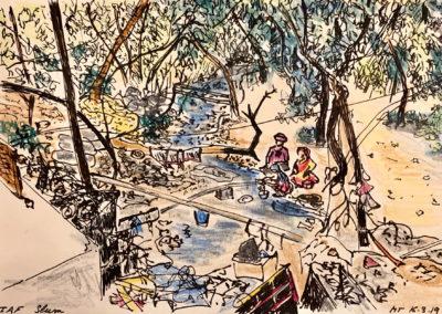 Govind Puri slum