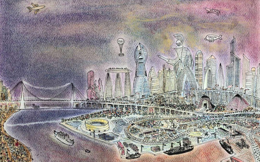 MadXima City
