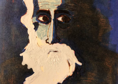Tagore front face